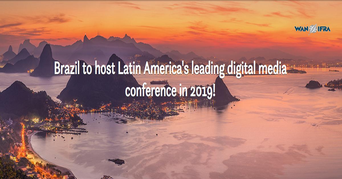 Digital Media LATAM conference