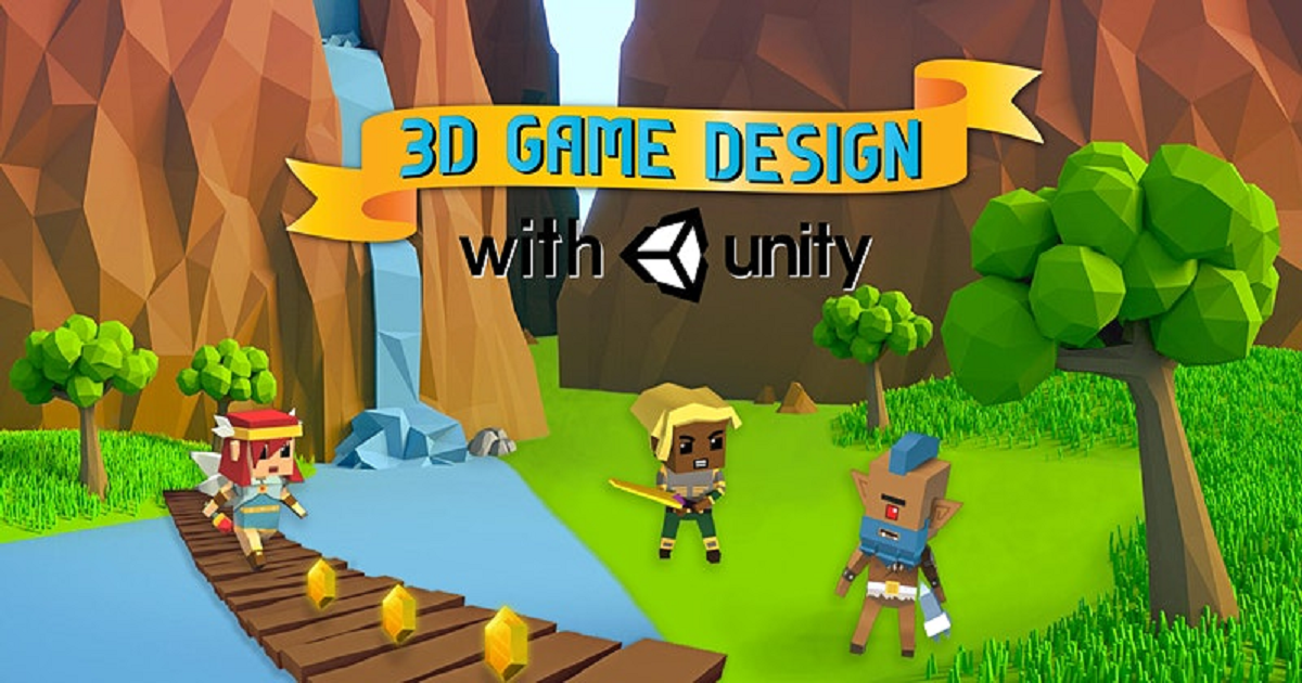 3D Game Design with Unity