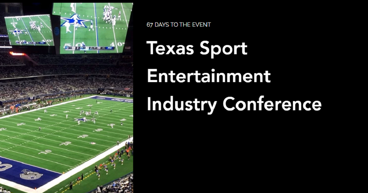 Texas Sport Entertainment Industry Conference