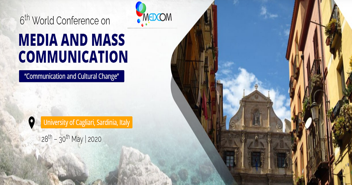 6th World  Conference on Media and Mass Communication