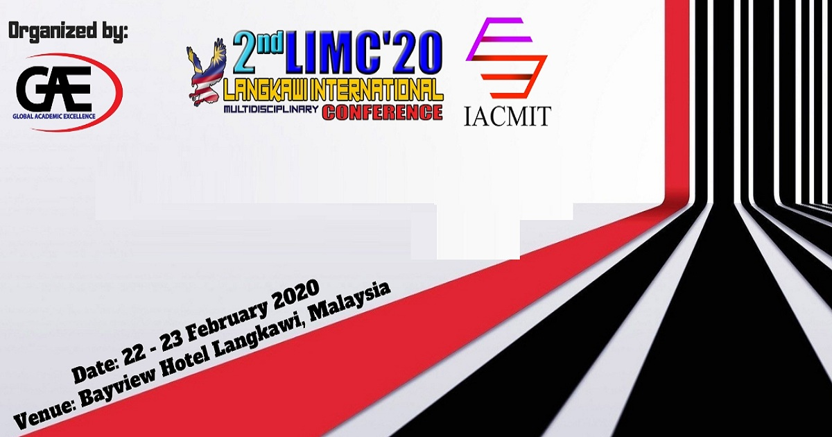 International Academic Conference in Multimedia, Information System and Technology (IACMIT 2020)