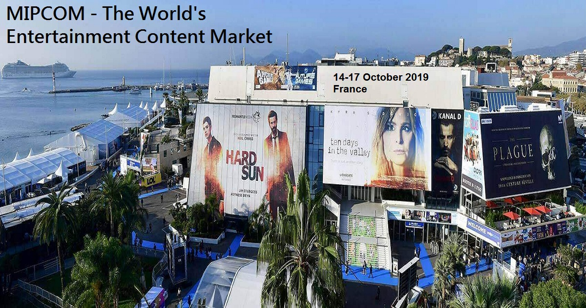 MIPCOM - The World's Entertainment Content Market