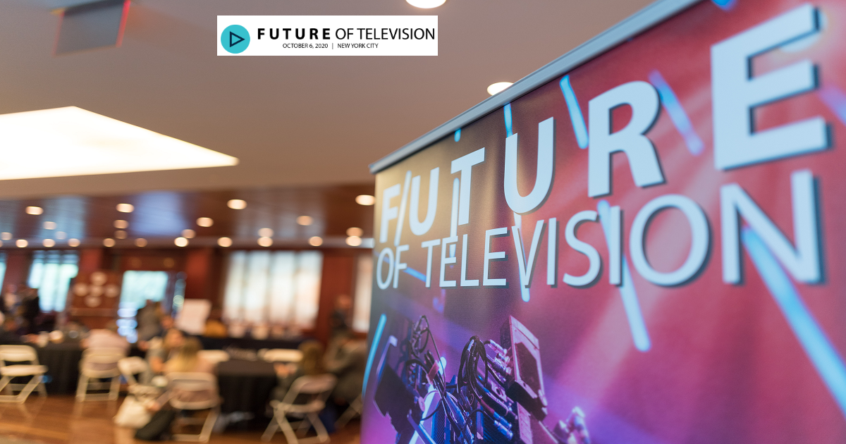 Future of Television conference 2020