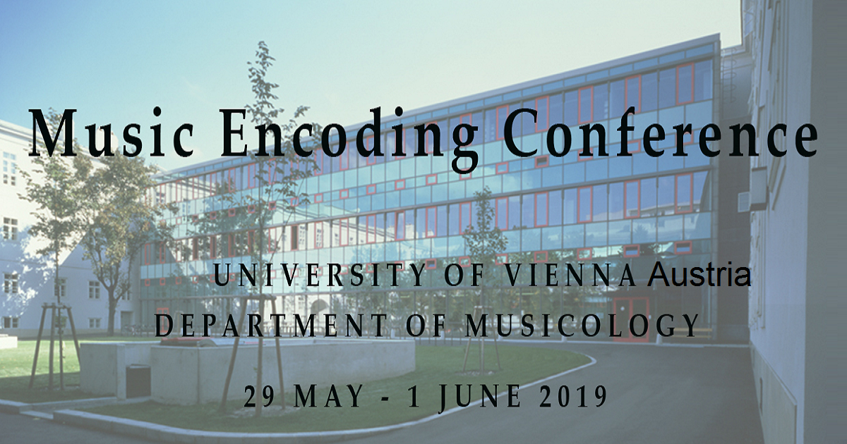 The Music Encoding Conference