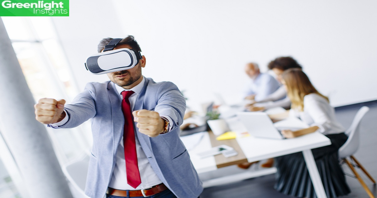 Can Augmented Reality Help Your Business? Jump-Starting Digital Transformation with immersive technology