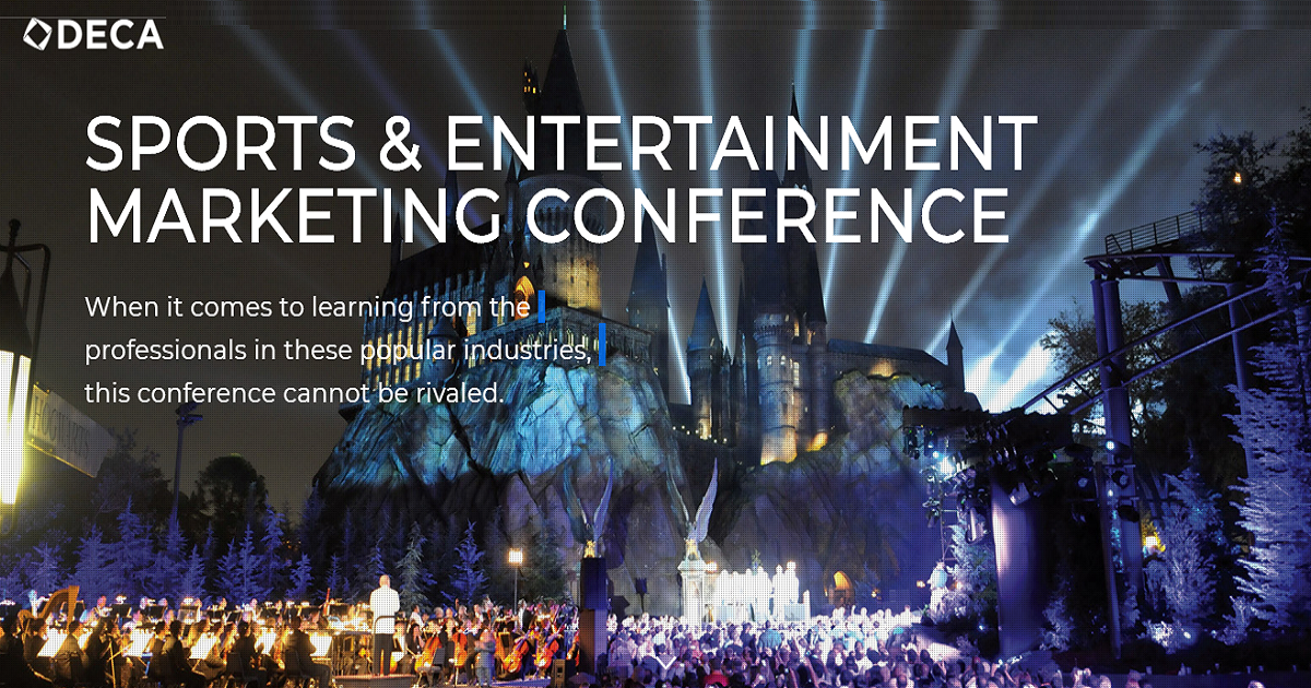 Sports and Entertainment Marketing Conference