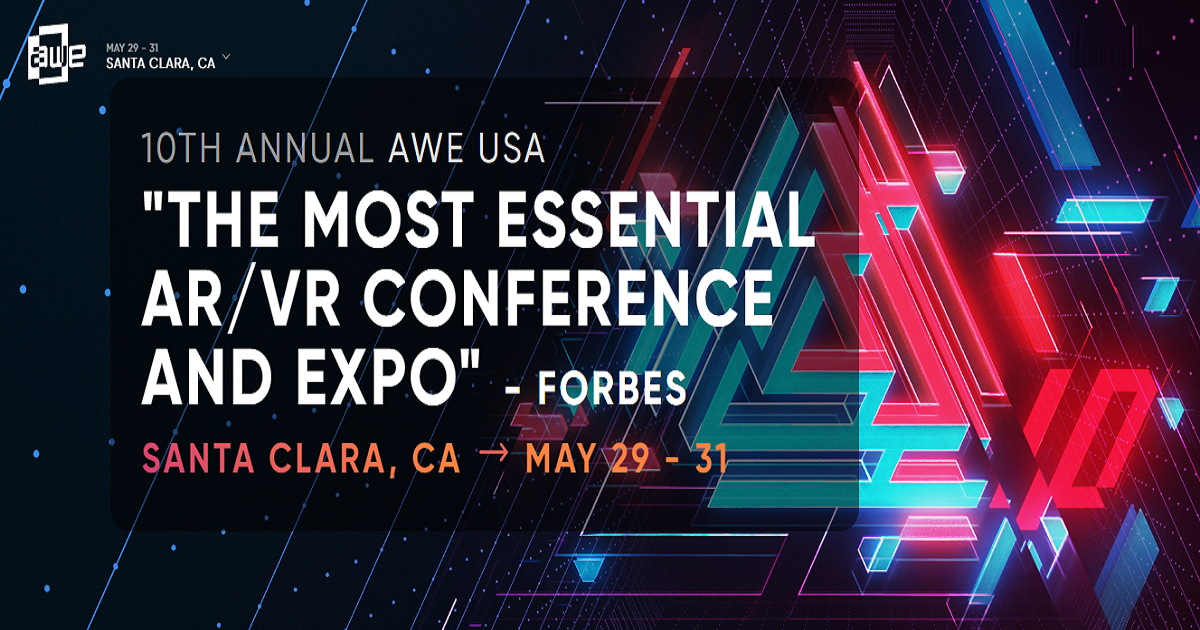 THE MOST ESSENTIAL AR/VR CONFERENCE AND EXPO