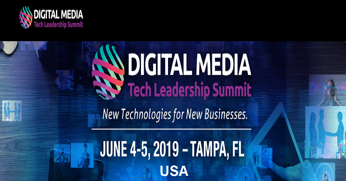 The Digital Media Tech Leadership Summit