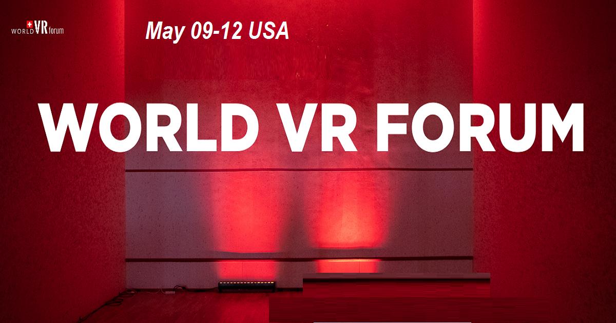 World VR Forum 2019