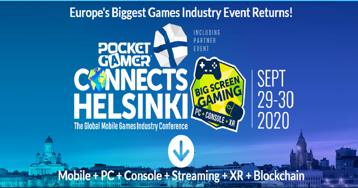 PG Connects Helsinki 2020 + Big Screen Gaming
