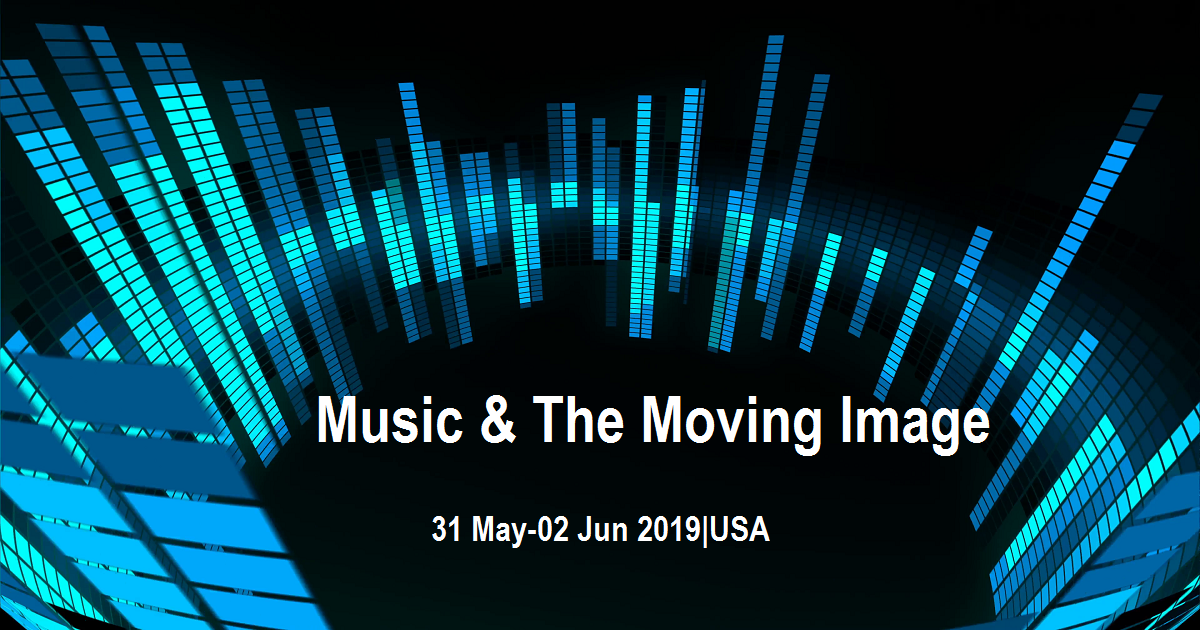 Music & The Moving Image Conference