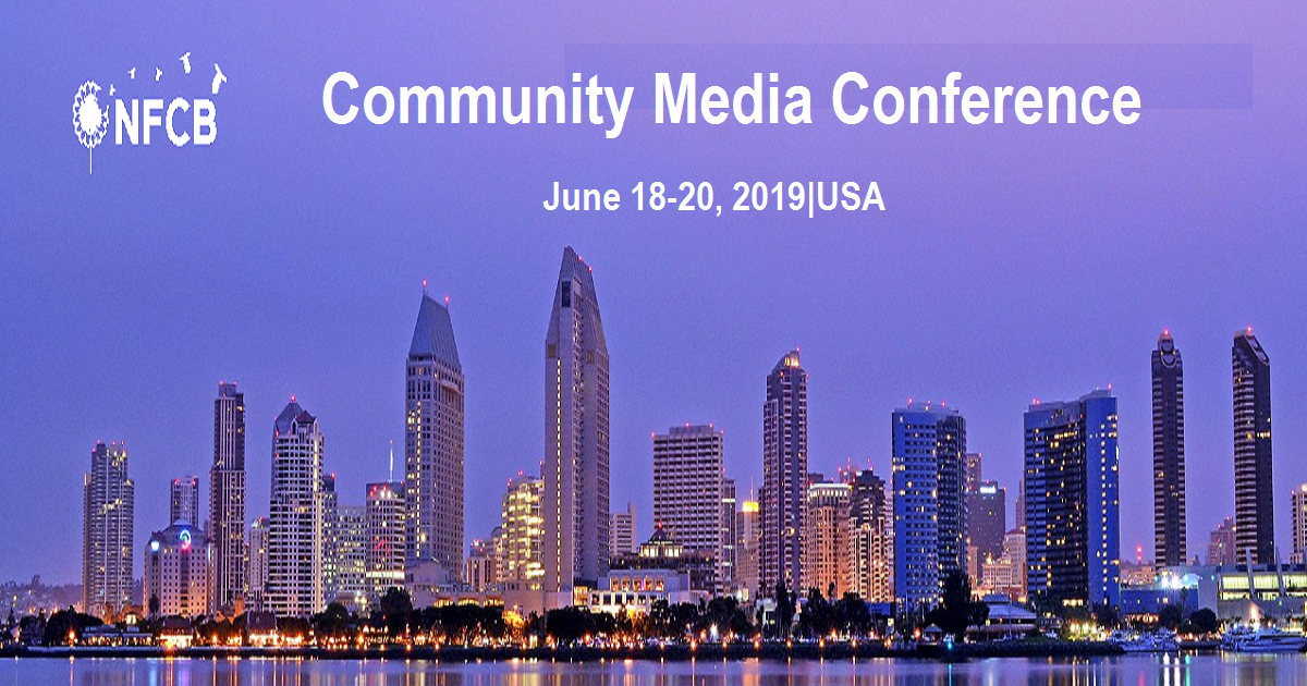 NFCB Community Media Conference