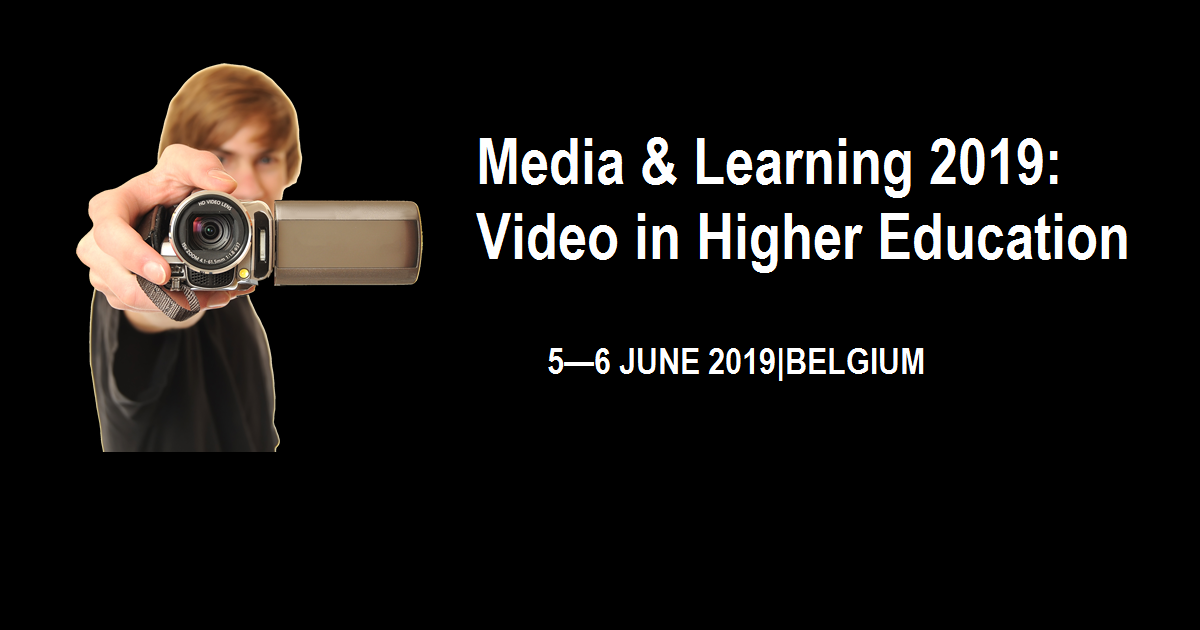 Media & Learning 2019: Video in Higher Education