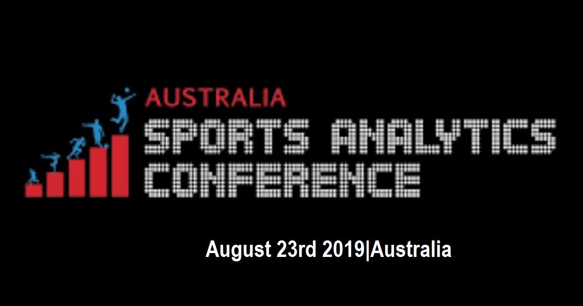 Australia Sports Analytics Conference