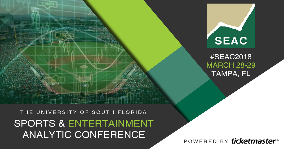 University of South Florida Sport & Entertainment Analytics Conference 2019