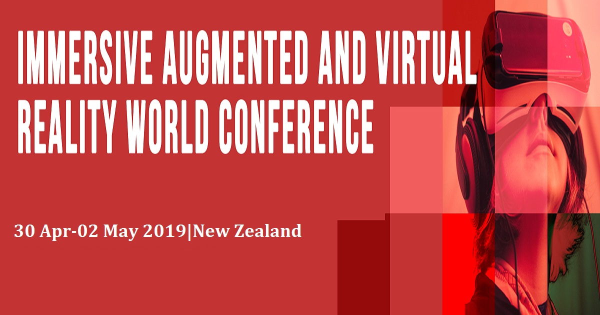 Immersive Augmented and Virtual Reality World Conference