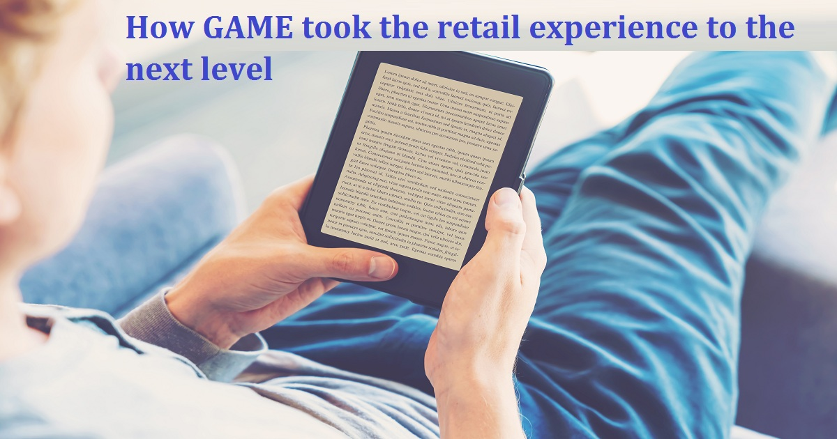 How GAME took the retail experience to the next level