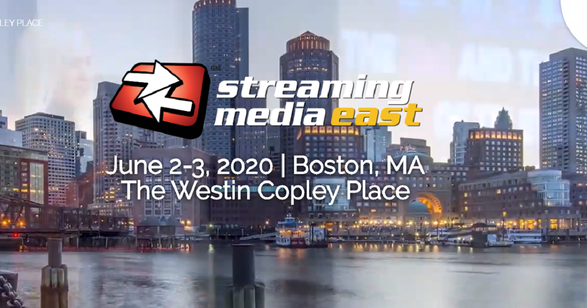 Streaming Media East Conference