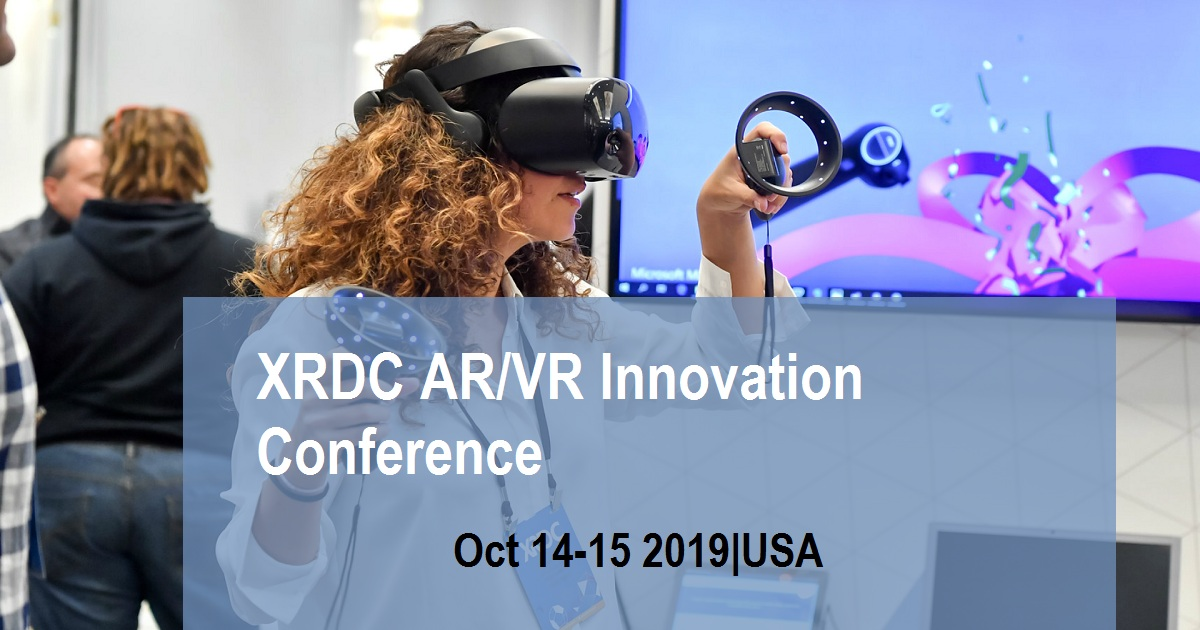 XRDC AR/VR Innovation Conference