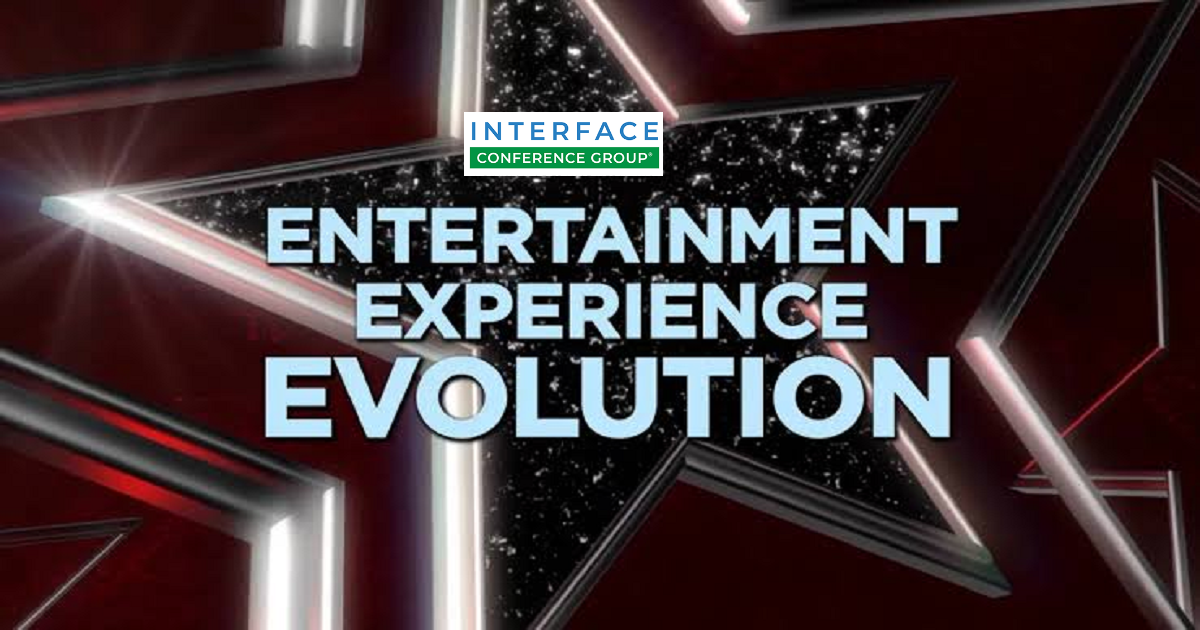 Entertainment Experience Evolution 2020