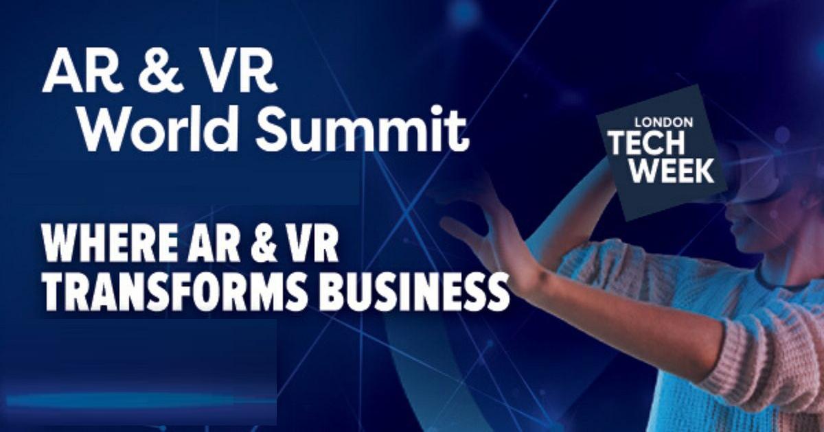 AR & VR WORLD SUMMIT 2020