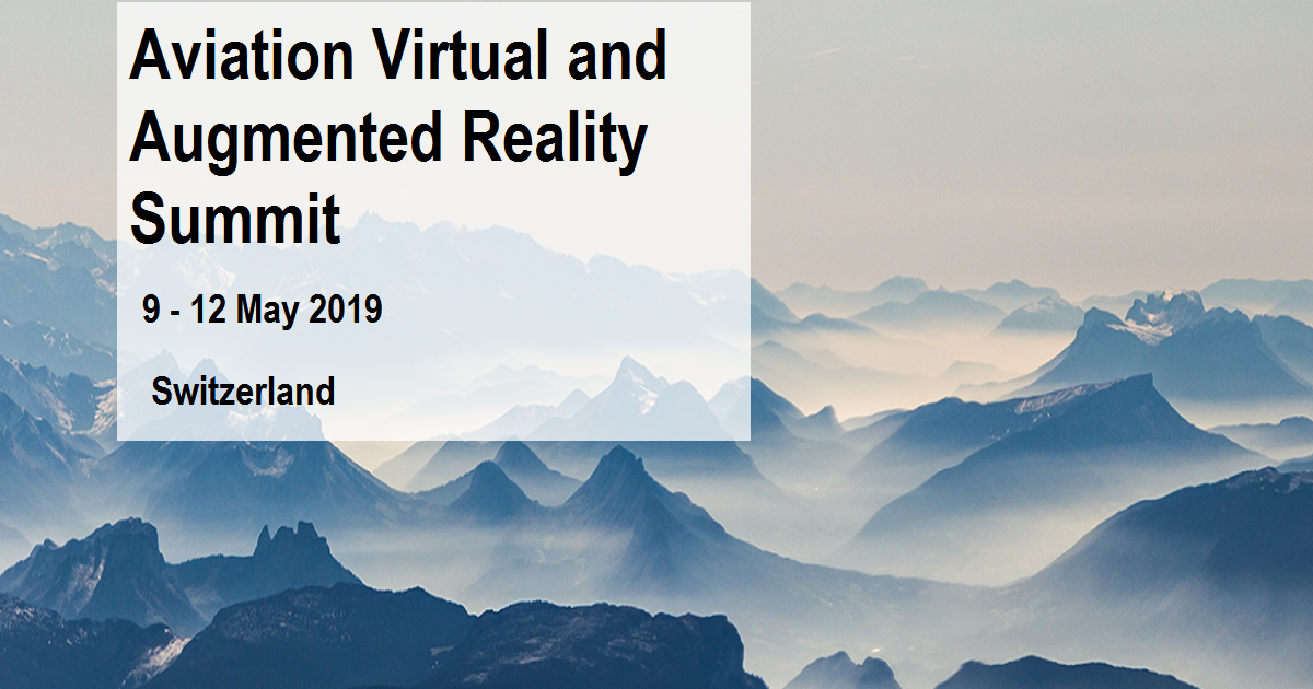 Aviation Virtual and Augmented Reality Summit