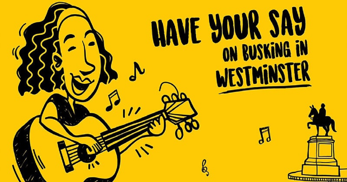 Busking and Street Entertainment Policy