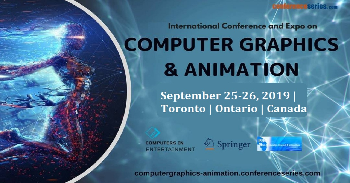 6th International Conference and Expo on Computer Graphics & Animation