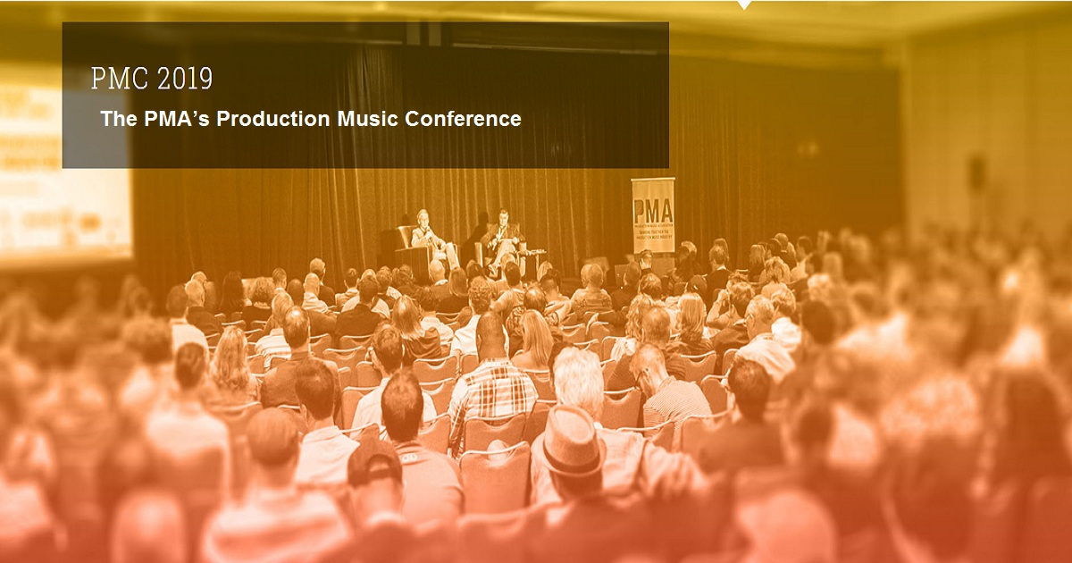 The PMA's Production Music Conference
