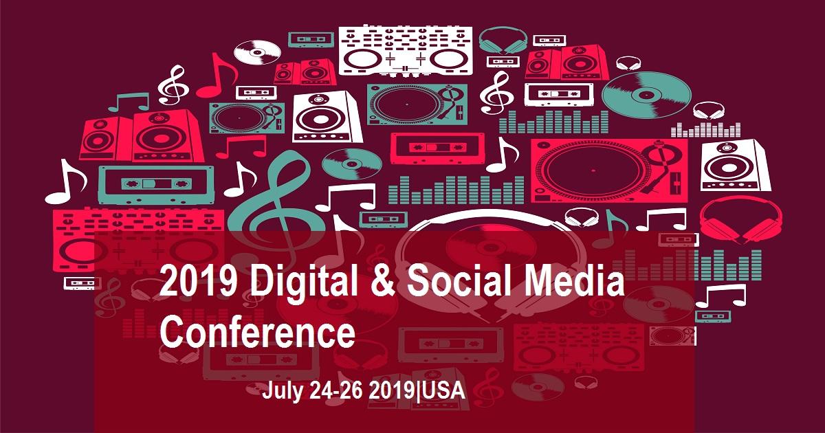 2019 Digital & Social Media Conference