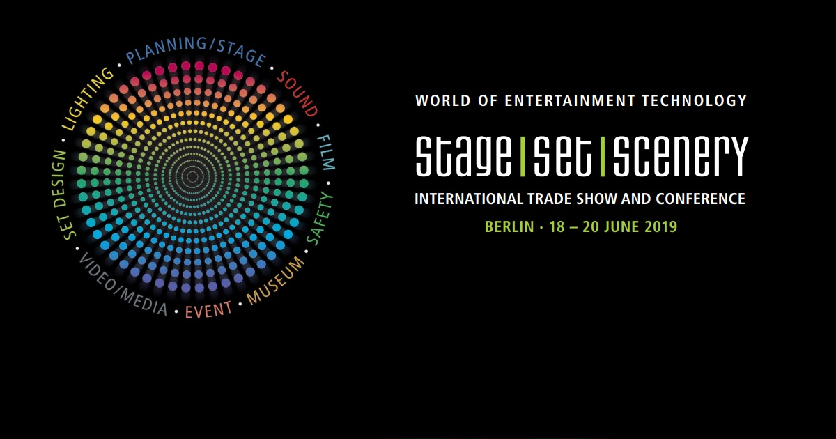 Stage|Set|Scenery INTERNATIONAL TRADE SHOW AND CONFERENCE