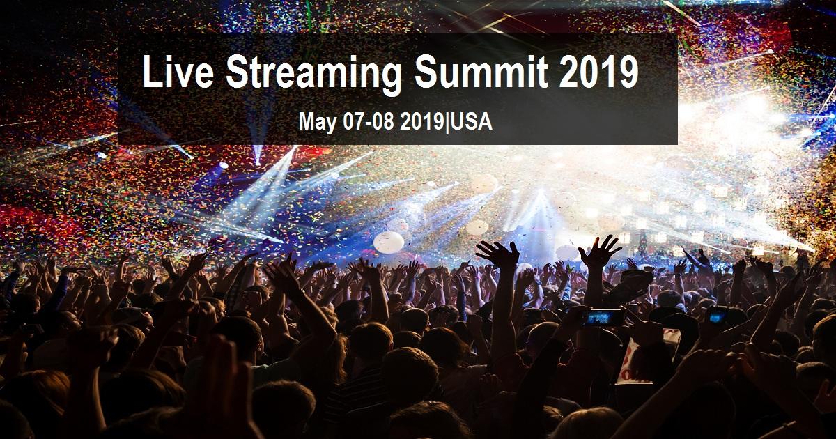 Live Streaming Summi 2019