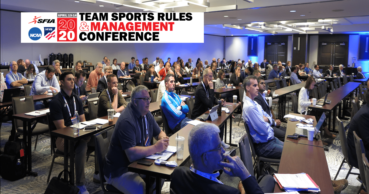 Team Sports Rules & Management Conference
