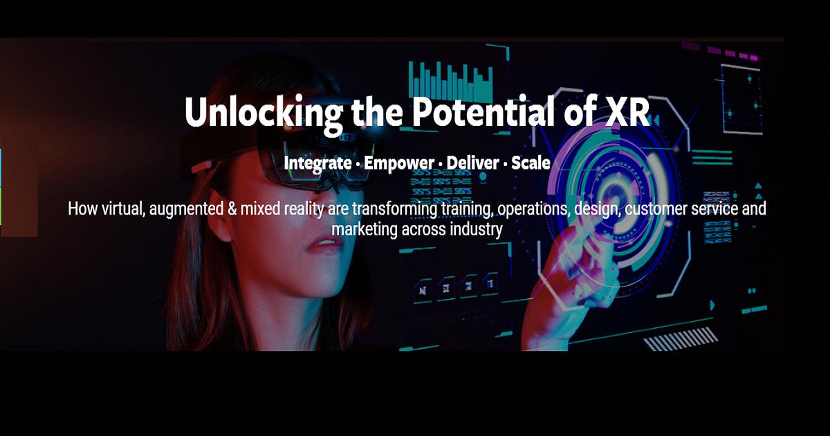 XR Immersive Enterprise 2020 - VR Intelligence