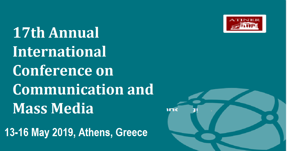 17th Annual International Conference on Communication and Mass Media