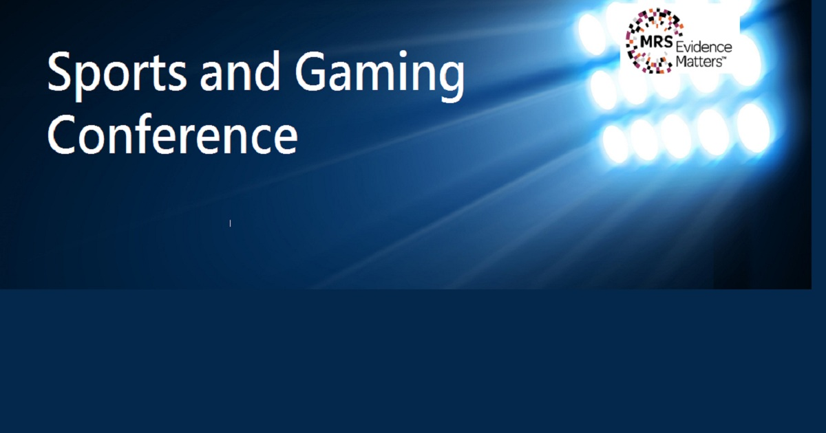 Sports and Gaming Conference