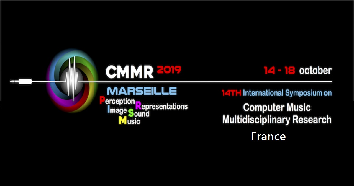 14th International Symposium on Computer Music Multidisciplinary Research (CMMR)