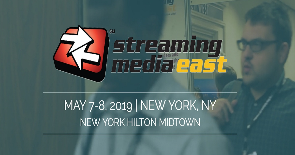 The World's Leading Streaming Media Conference