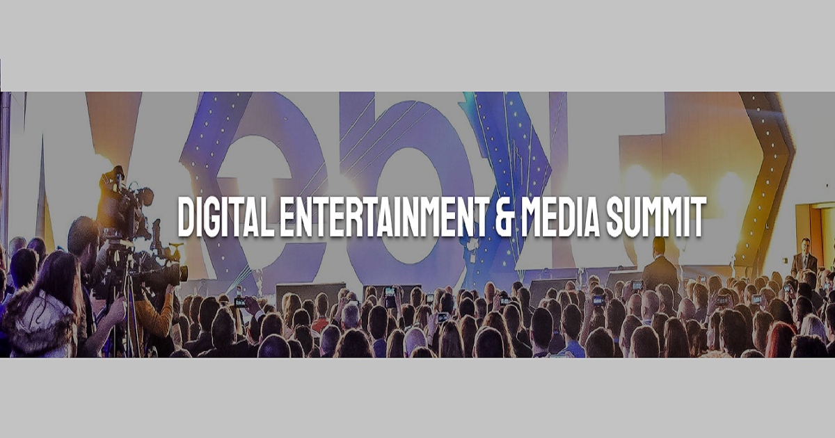 Digital Entertainment & Media Summit