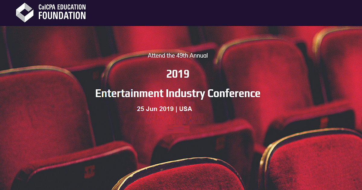 49th Annual 2019 Entertainment Industry Conference