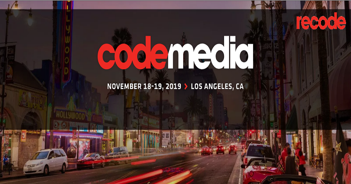 Code Media 2019 Conference