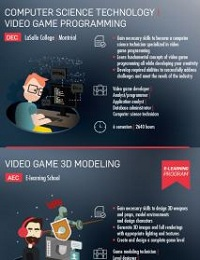 WHICH VIDEO GAME PROGRAM SHOULD YOU CHOOSE?