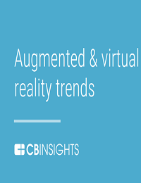 AUGMENTED & VIRTUAL REALITY TRENDS