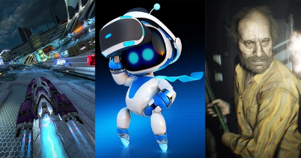 EVERY MAJOR PSVR EXCLUSIVE GAME