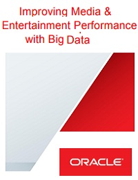 IMPROVING MEDIA & ENTERTAINMENT PERFORMANCE WITH BIG DATA
