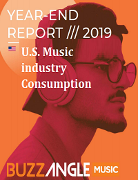 2019 U.S. MUSIC CONSUMPTION YEAR END REPORT
