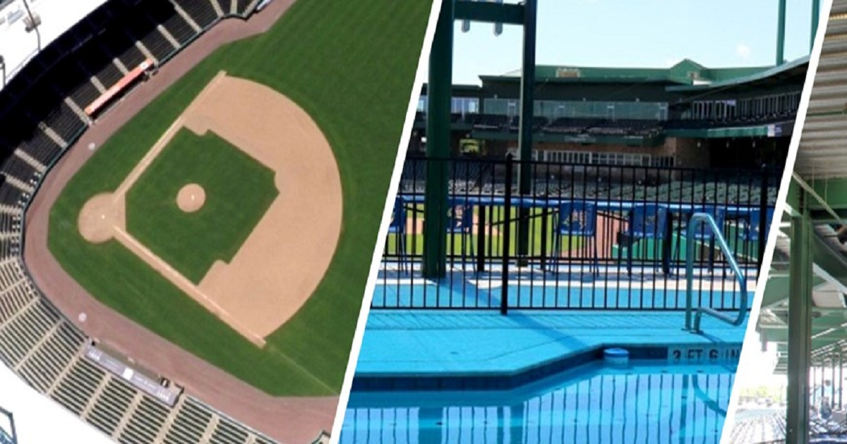 BASEBALL IN SUGAR LAND NOW OUTFITTED FOR FUTURE OF SPORTS ENTERTAINMENT