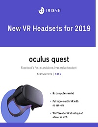 7 NEW VR HEADSETS FOR 2019