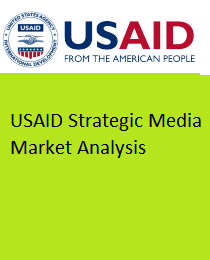 USAID STRATEGIC MEDIA MARKET ANALYSIS