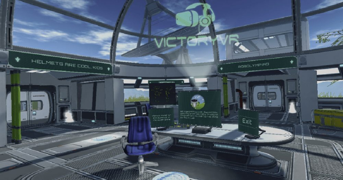 MICROSOFT PARTNERS WITH VICTORYVR TO BRING A VR CURRICULUM TO SCHOOLS